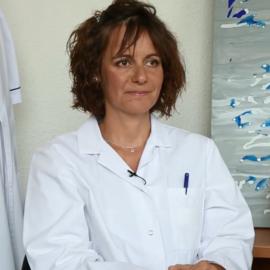 Aurélie MINO MATO, Technicienne de laboratoire